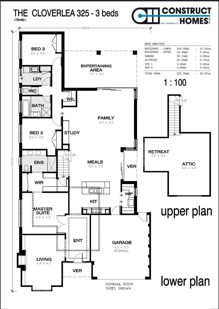 325-3BED-SS